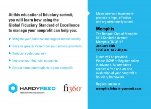 global fiduciary summit invite - nonprofit-memphis-back